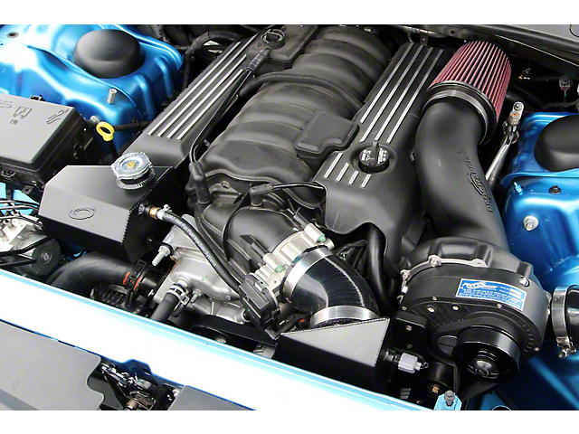 Procharger Stage II Intercooled Supercharger Kit (15-19 6.4L HEMI)