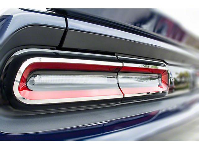 Polished Tail Light Trim (15-21 All)