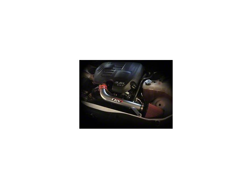 CGS Motorsports Cold Air Intake - Ceramic Silver (11-19 3.6L)