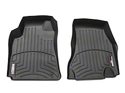 Weathertech DigitalFit Front Floor Liners; Black (08-10 All)