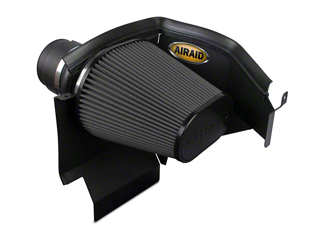 Airaid Cold Air Dam Intake with Black SynthaMax Dry Filter (11-21 3.6L, 5.7L HEMI, 6.4L HEMI)