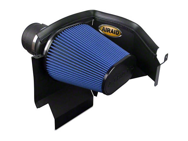 Airaid Cold Air Dam Intake with Blue SynthaMax Dry Filter (11-20 3.6L, 5.7L HEMI, 6.4L HEMI)
