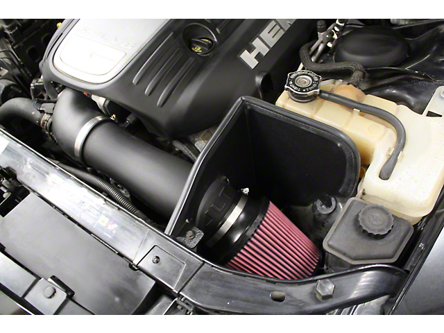 JLT Performance Cold Air Intake with Red Oil Filter (08-10 6.1L HEMI)