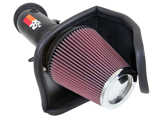 K&N Series 69 Typhoon Cold Air Intake (15-16 Hellcat)