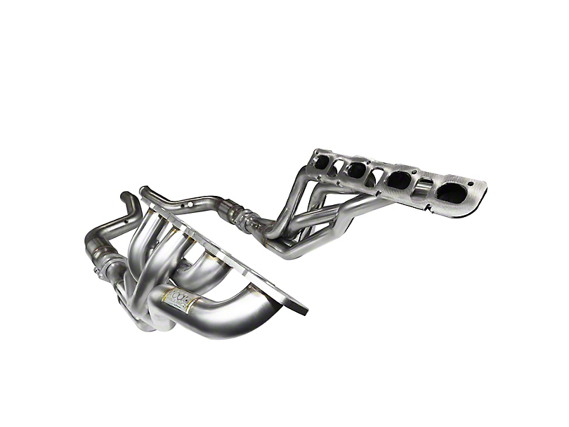 Kooks 1-7/8-Inch Long Tube Headers with Catted Mid-Pipe (08-14 6.1L HEMI, 6.4L HEMI)
