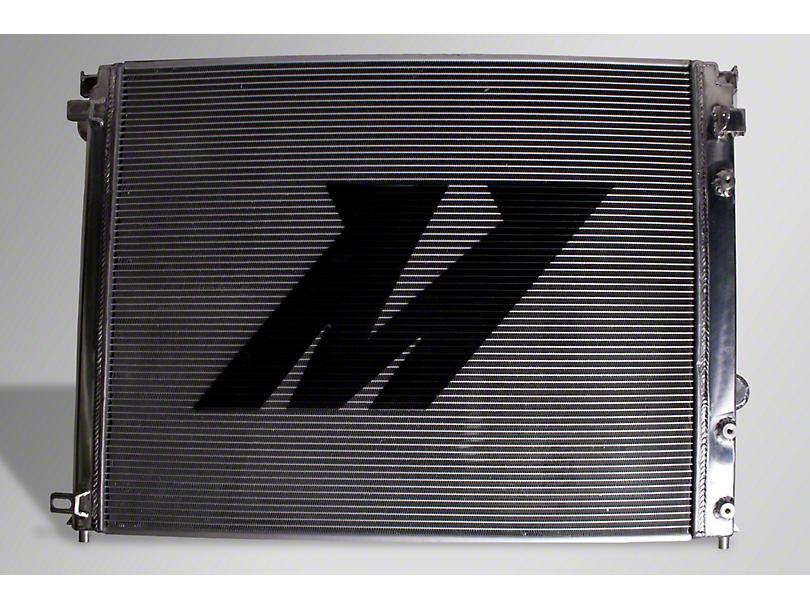 Mishimoto Performance Aluminum Radiator (2008 6.1L HEMI; 11-16 6.4L HEMI; 15-16 Hellcat)