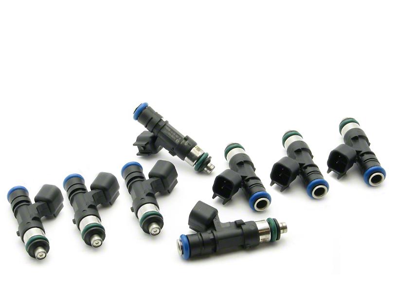 DeatschWerks Fuel Injectors - 60 lb. (08-16 5.7L HEMI, 6.1L HEMI, 6.4L HEMI)