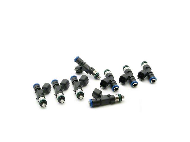 DeatschWerks Fuel Injectors - 72 lb. (08-16 5.7L HEMI, 6.1L HEMI, 6.4L HEMI)