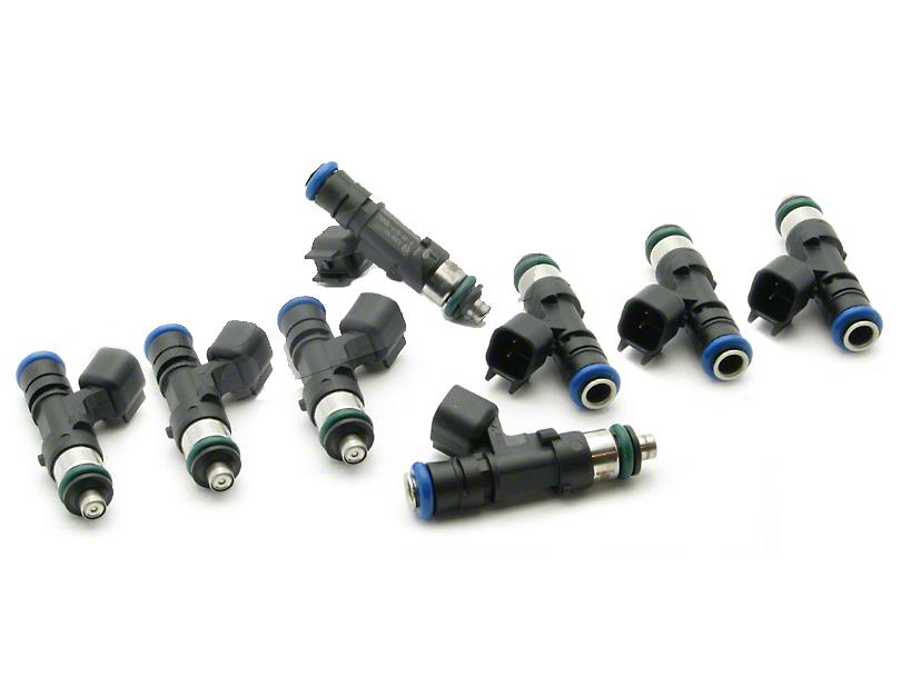 DeatschWerks Fuel Injectors - 95 lb. (08-16 5.7L HEMI, 6.1L HEMI, 6.4L HEMI)