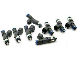 DeatschWerks Fuel Injectors; 50 lb. (08-16 5.7L HEMI, 6.1L HEMI, 6.4L HEMI)