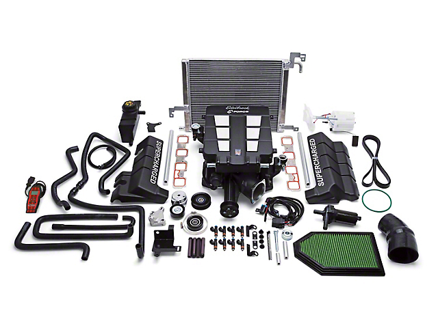 Edelbrock E-Force Stage 1 Street Supercharger Kit (11-14 6.4L HEMI)
