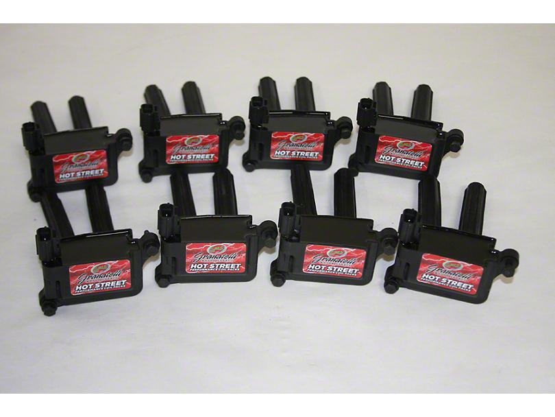 Hot Street Coil Packs (08-19 5.7L HEMI, 6.1L HEMI, 6.4L HEMI)