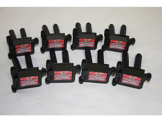 Granatelli Motor Sports Hot Street Coil Packs (08-20 V8 HEMI)