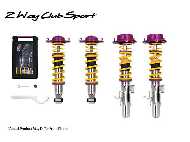 KW Suspension Clubsport Coilover Kit (08-10 All)