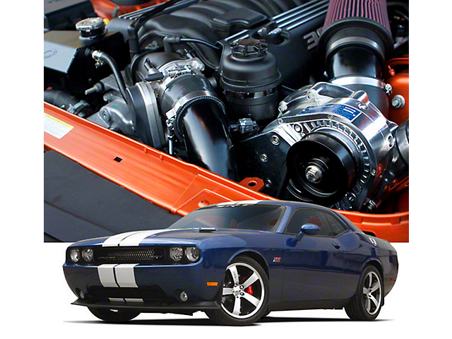 Procharger High Output Intercooled Supercharger Tuner Kit (11-14 6.4L HEMI)