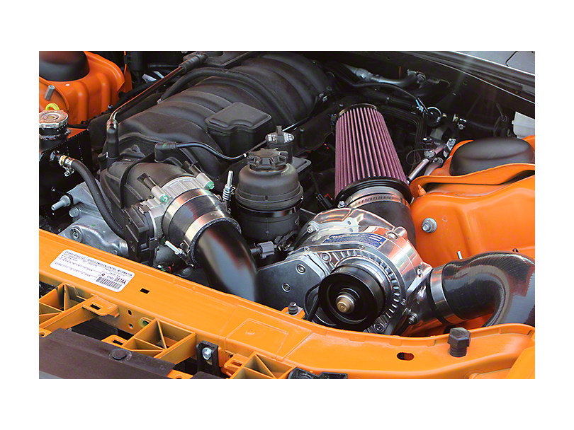 Procharger Stage II Intercooled Supercharger Tuner Kit (11-14 6.4L HEMI)