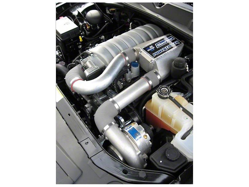 Vortech V-3 Si-Trim Supercharger Kit - Satin (08-10 6.1L HEMI)