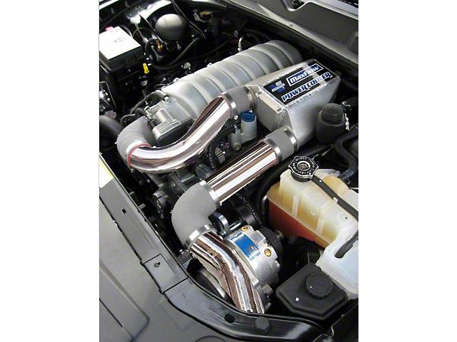 Vortech V-3 Si-Trim Supercharger Kit - Polished (08-10 6.1L HEMI)