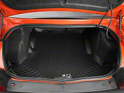 Husky WeatherBeater Trunk Liner; Black (08-20 All)