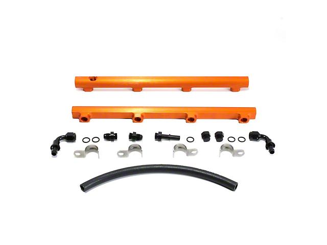 BBK High Flow Aluminum Fuel Rail Kit (08-14 5 7L HEMI, 6 1L HEMI)