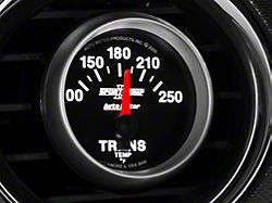 Auto Meter Sport Comp II Transmission Temp Gauge; Electrical (Universal; Some Adaptation May Be Required)