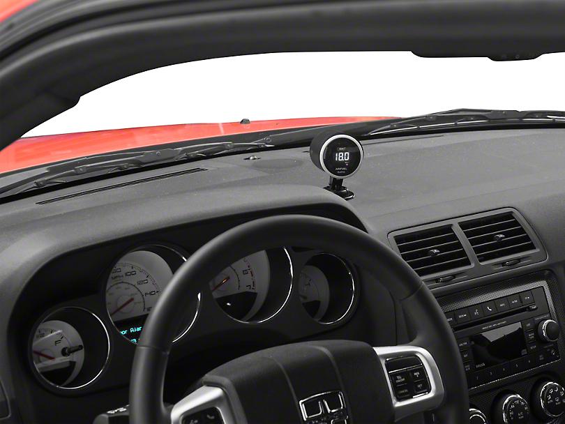 Prosport Digital Blue LCD Air/Fuel & Voltage Gauge - Electrical (08-19 All)