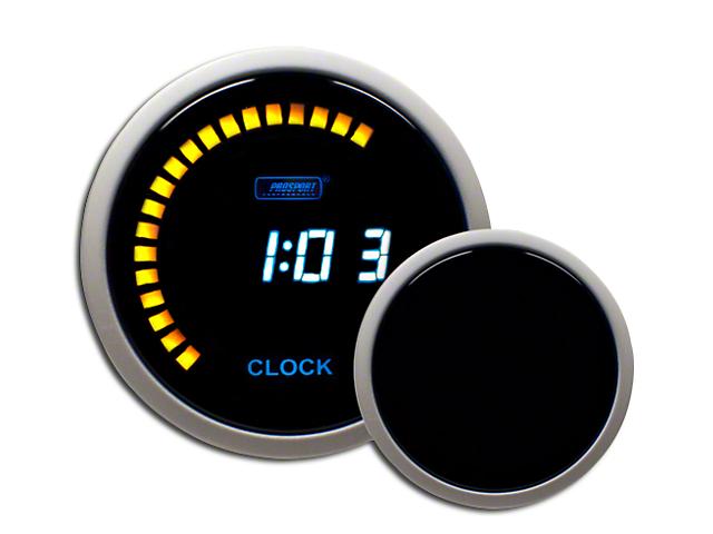 Prosport 52mm Performance Series Digital Clock; Blue (Universal Fitment)