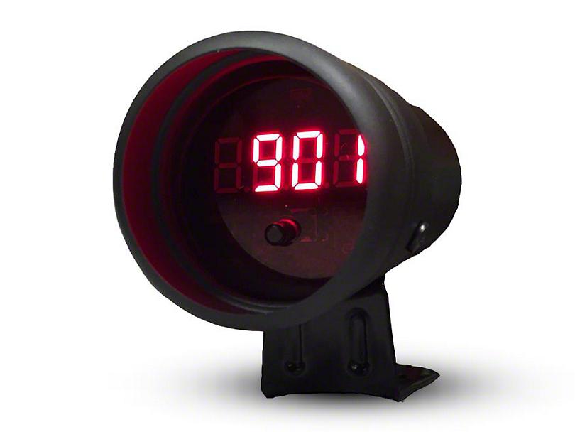 Prosport Digital Tachometer w/ Shift Light (Universal Fitment)