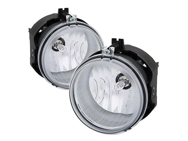 Axial Clear OE Style Fog Lights (08-10 All)