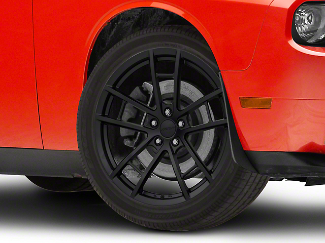 MRR M392 Black Wheel; 20x9.5 (08-20 All, Excluding AWD)