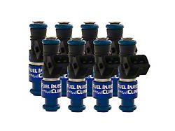 Fuel Injector Clinic Fuel Injectors; 1650cc (08-21 V8 HEMI)