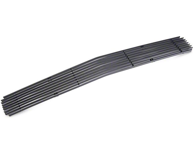 Modern Billet Black Billet Grille Overlay - Upper (08-14 All)