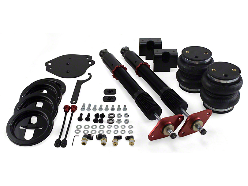 Air Lift Performance Rear Air Spring & Shock Kit (08-20 All, Excluding AWD)