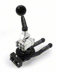 Barton Short Throw Shifter w/ Black Stick & Black Shift Knob - TR-6060 (09-19 V8 HEMI)