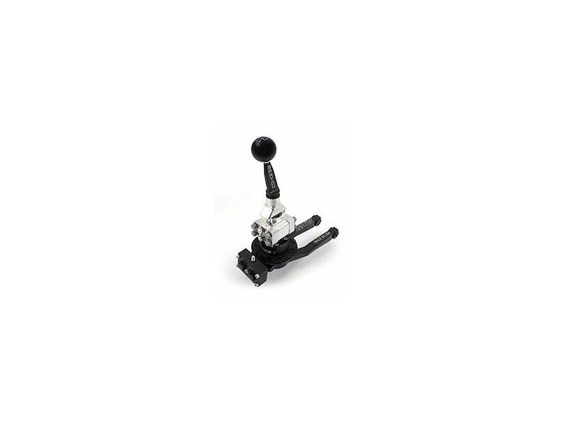 Barton Short Throw Shifter w/ Black Stick & Black Shift Knob - TR-6060 (09-20 V8 HEMI)