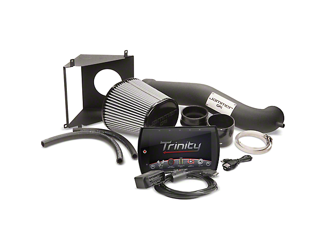 Diablosport Reaper Jammer Cold Air Intake and Trinity 2 Tuner Combo Kit; Stage 1 (15-17 5.7L HEMI)