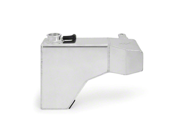 Mishimoto Aluminum Coolant Expansion Tank; Natural (11-14 All; 15-21 3.6L, 5.7L HEMI)