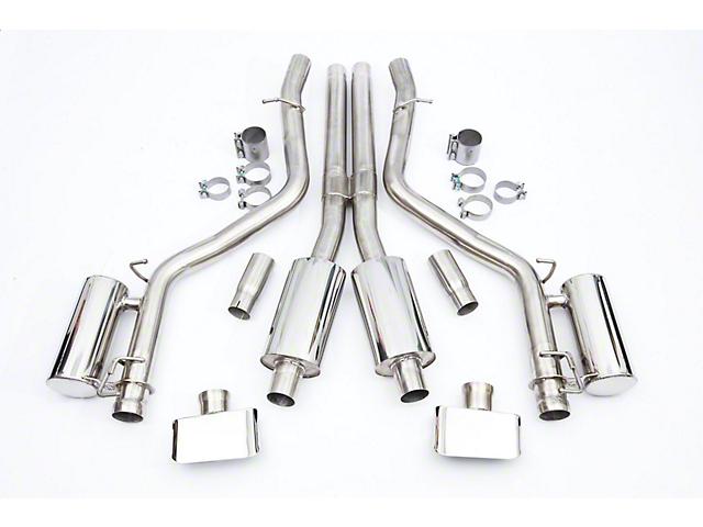 Thermal R&D Cat-Back Exhaust (09-14 5.7L HEMI)