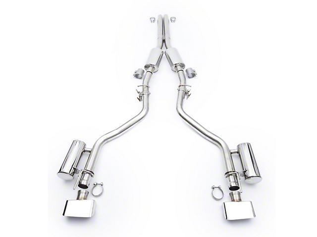 Thermal R&D Cat-Back Exhaust (15-20 6.2L HEMI)