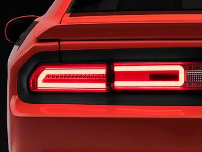 Raxiom Challenger Led Tail Lights Ch3005 08 14 All