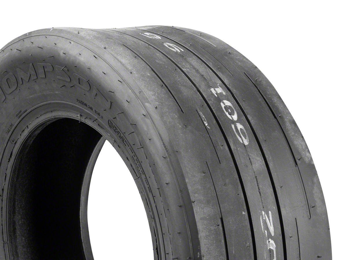 Mickey Thompson ET Street R Bias Tire (15 in , 17 in )
