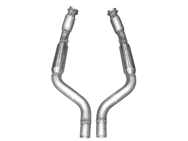 Solo Performance High Flow Catalytic Converters (08-14 6.1L HEMI, 6.4L HEMI)