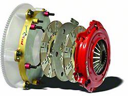 McLeod RXT Twin Disc 1000HP Ceramic Clutch Kit - 26 Spline (08-10 All; 13-20 All)