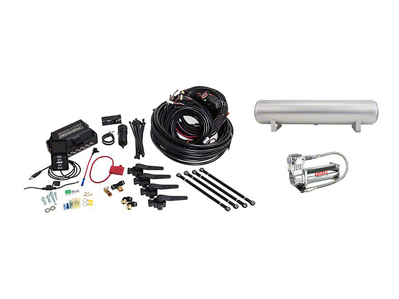 Air Lift Performance 3H Complete Air Suspension Kit - 1/4 in. Lines (08-20 All, Excluding AWD)