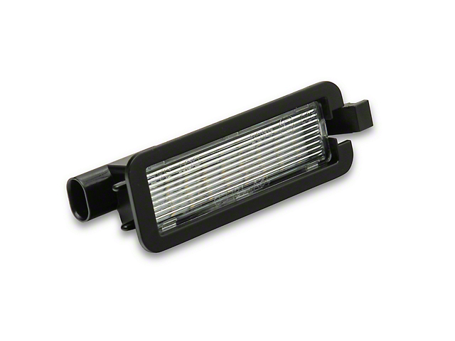 Axial LED License Plate Lamps (15-21 All)