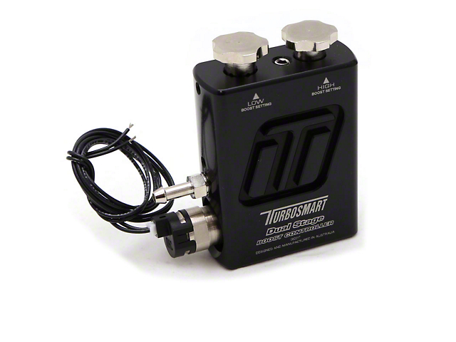 Turbosmart Dual Stage V2 Boost Controller - Black (08-19 All)