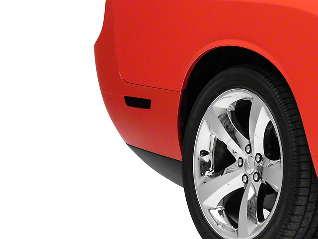 SEC10 Rear Marker Tint; Smoked (08-14 All)