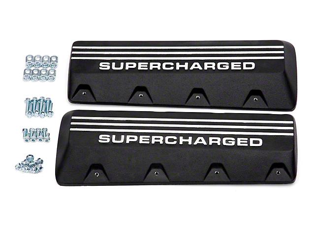 Edelbrock E-Force Supercharger Coil Covers (15-16 V8 HEMI)
