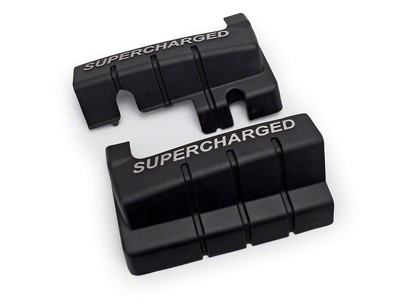 Edelbrock E-Force Supercharger Coil Covers (08-10 V8 HEMI)