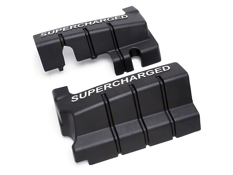 Edelbrock E-Force Supercharger Coil Covers (11-14 V8 HEMI)